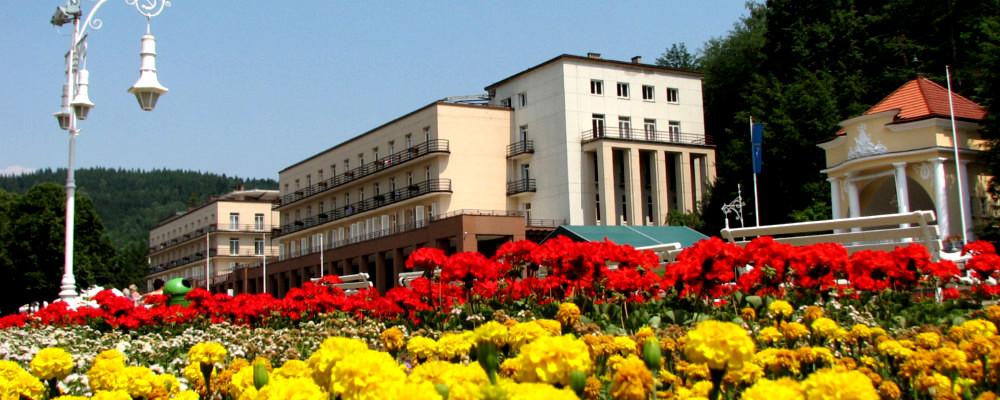 Sanatorium W Polsce Góry Beskid Sądecki Krynica Zdrój